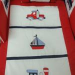 boys cot linen