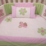 girls cot linen
