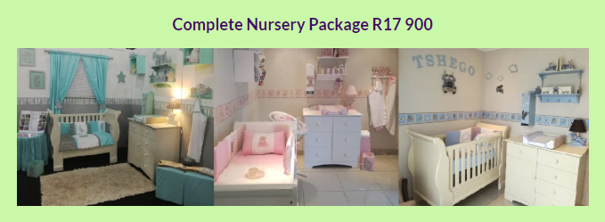 Complete nursery package
