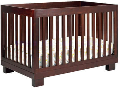 tristan-slatted-cot-in-chocolate-brown